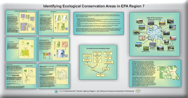 Poster: Identifying Ecological Conservation Areas in EPA Region 7