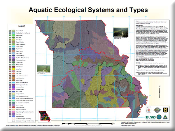 Poster: Aquatic Ecological Systems and Types