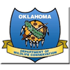 OK Department of Wildlife Conservation Logo