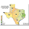 Texas Surface Fuels Map